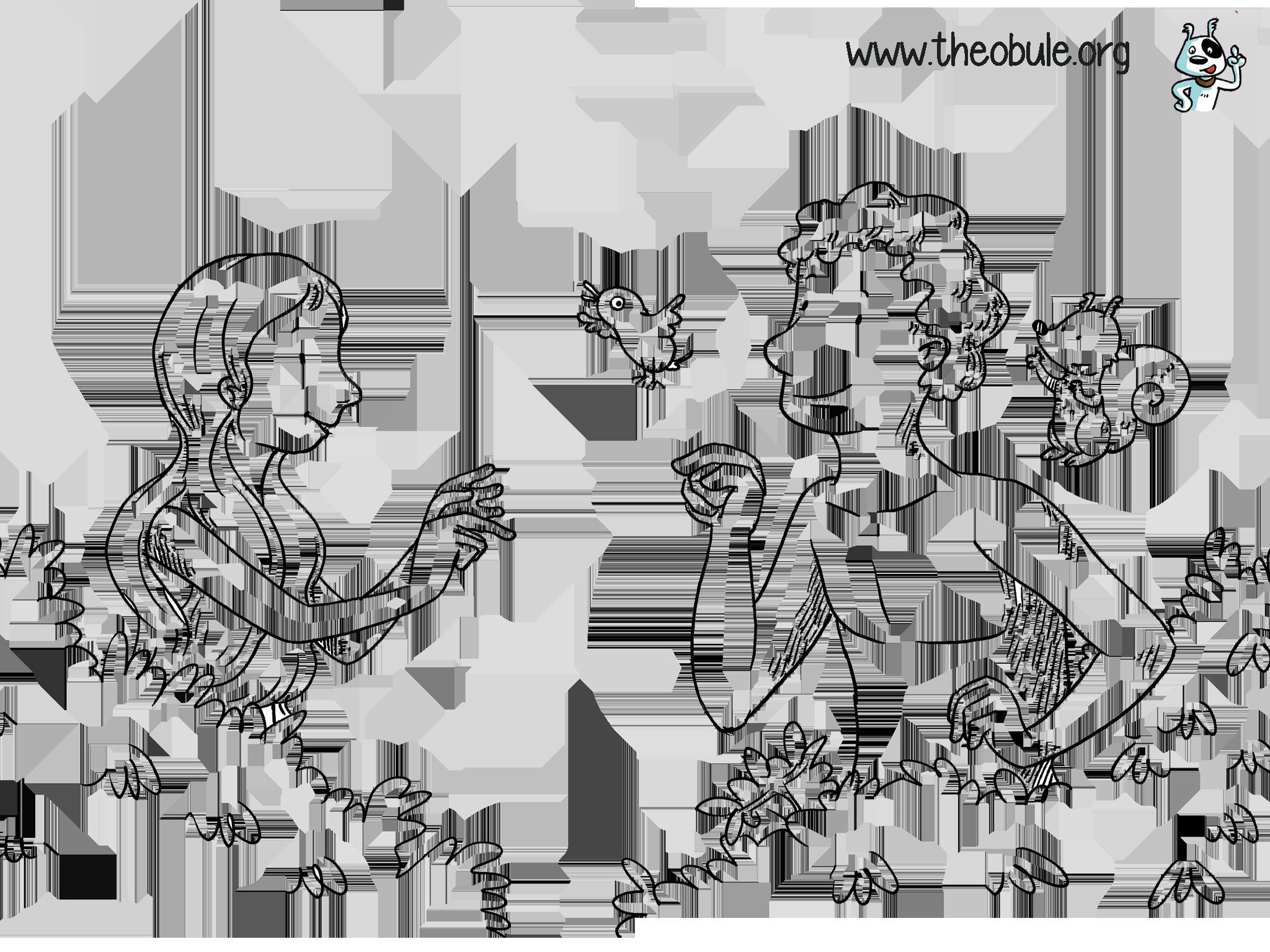 Adam Et Eve Gn 2 7 24 Catéchèse Enfants Théobule